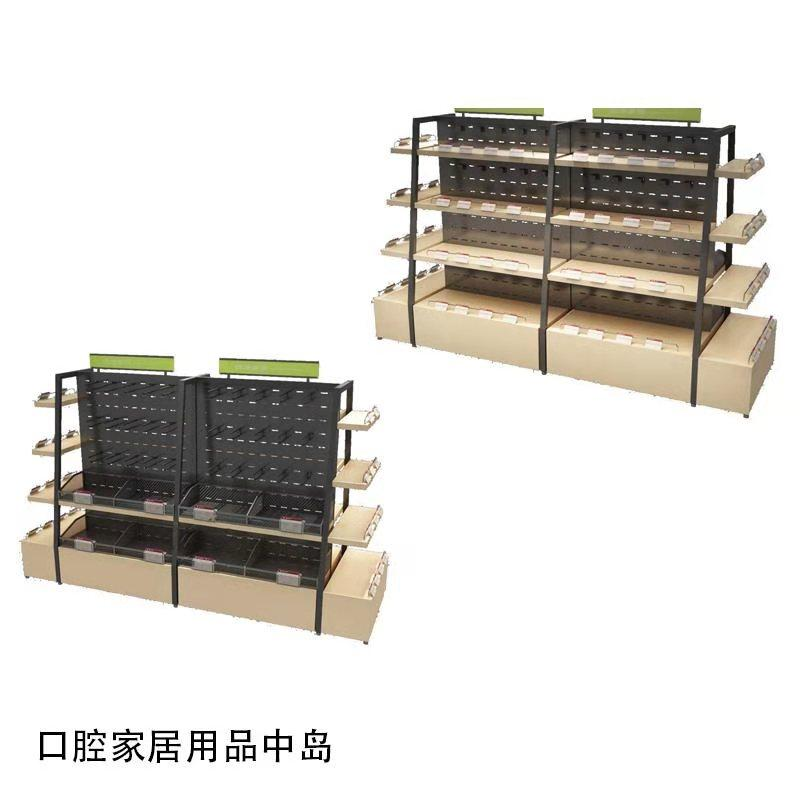 Custom retail display shelve supply for retail store-1