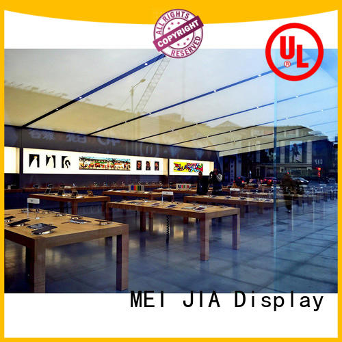 MEI JIA Display Custom cell phone display case manufacturers for store