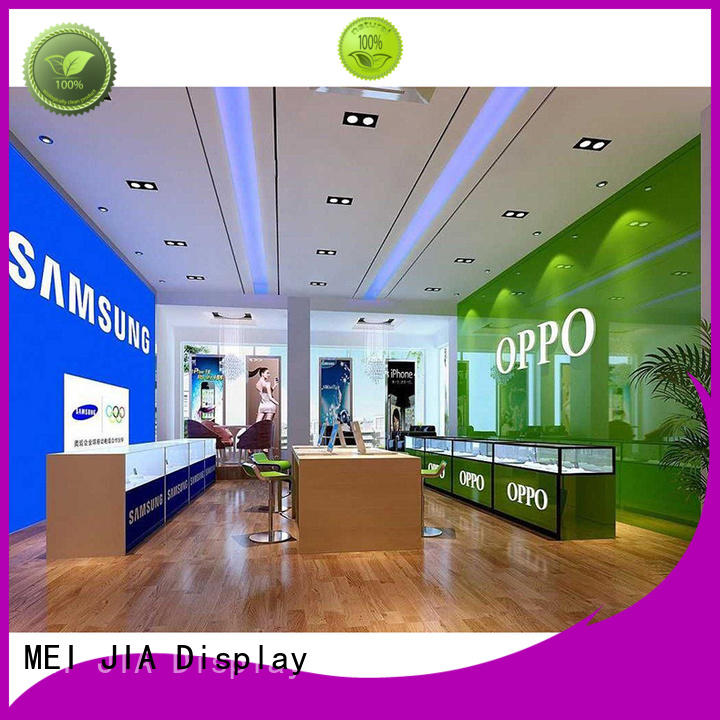 MEI JIA Display Top mobile display counter company for store