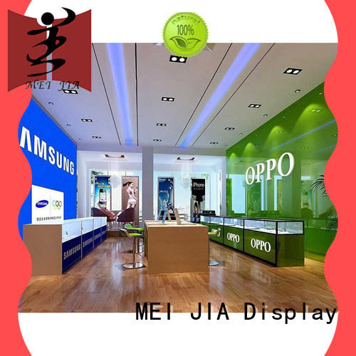 MEI JIA Display table Cellphone Display Counter for accessories for exclusive shop