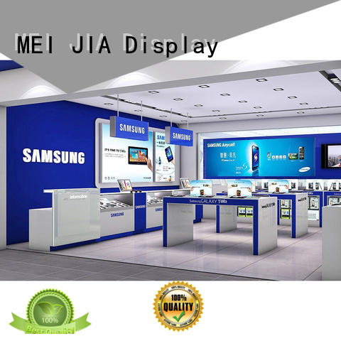 High-quality mobile display counter showcase company for shoppe