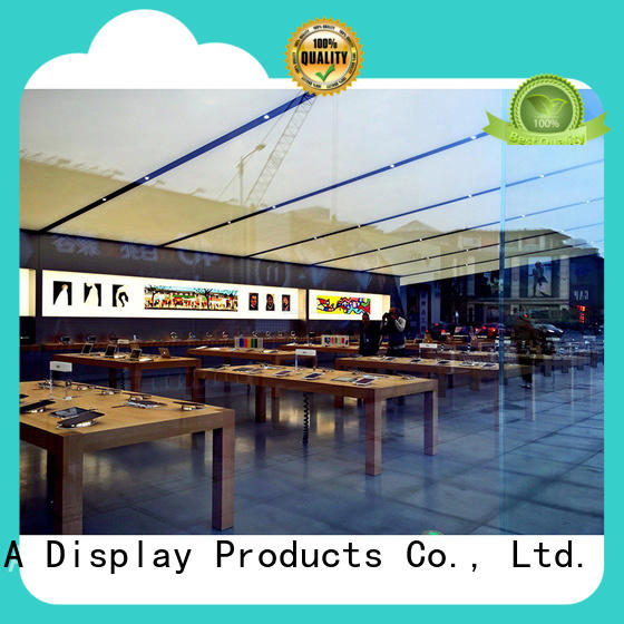 MEI JIA Display Custom mobile phone counter manufacturers for shop