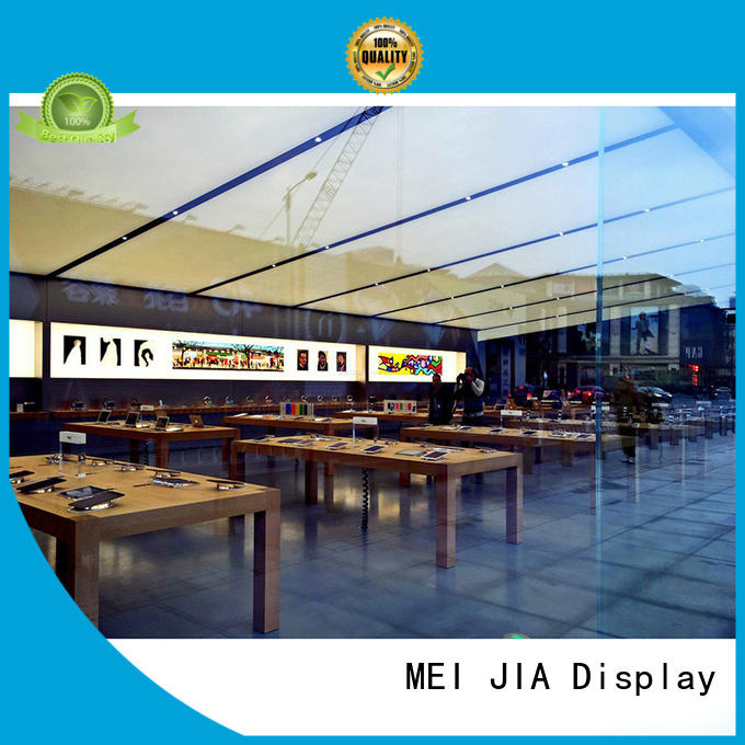 MEI JIA Display cellphone cell phone display case manufacturers for showroom