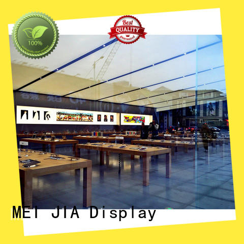 MEI JIA Display showcase cell phone display case suppliers for showroom