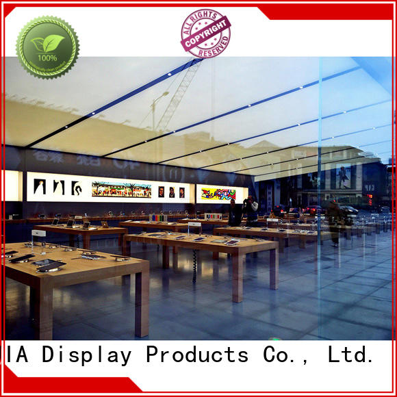 MEI JIA Display shop mobile phone counter company for exclusive shop
