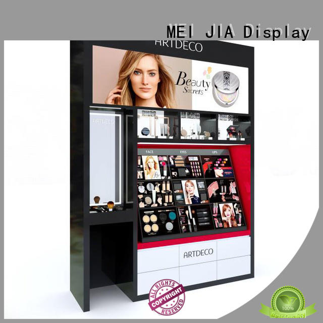 MEI JIA Display High-quality makeup display stand supply for store