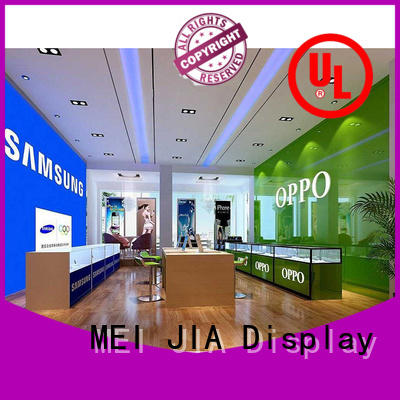 MEI JIA Display New mobile phone counter company for shop