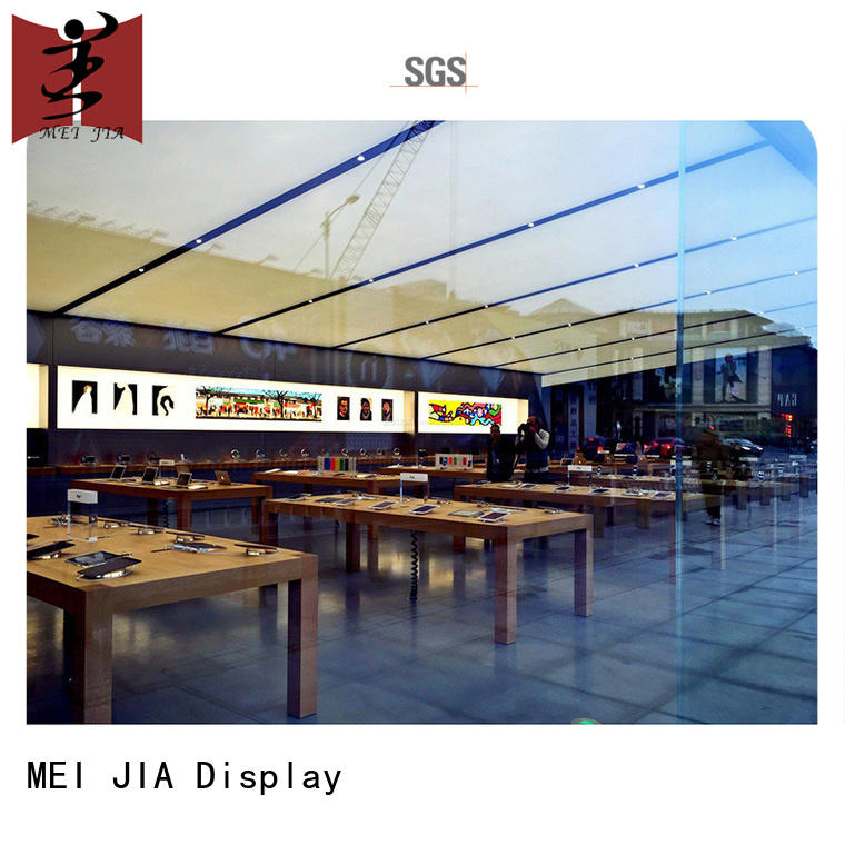 MEI JIA Display customized Cellphone Display Counter wholesale for counter