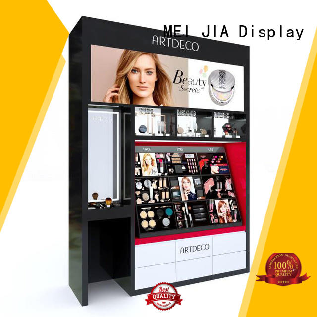 MEI JIA Display High-quality acrylic makeup holder supply for counter