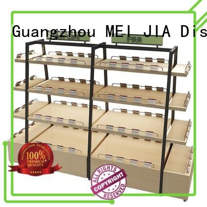 MEI JIA Display Best product display shelf company for retail shop