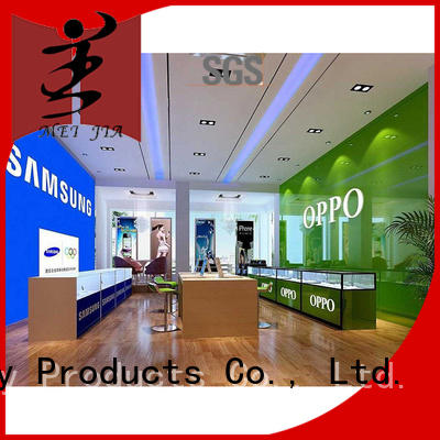 MEI JIA Display display mobile phone counter for brand for showroom