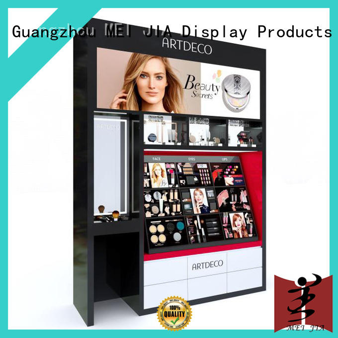 display makeup store display great design for shoppe MEI JIA Display