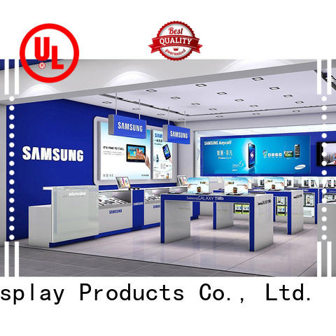 MEI JIA Display desgin mobile display counter company for counter