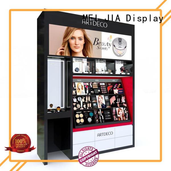 MEI JIA Display Latest beauty display stands company for showroom