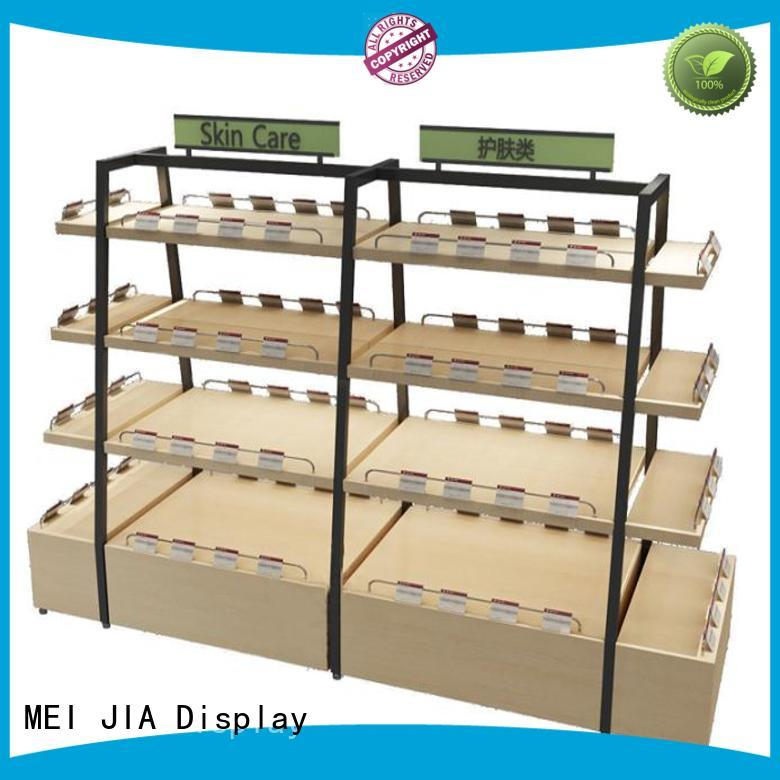 MEI JIA Display retail display shelve for business for retail shop