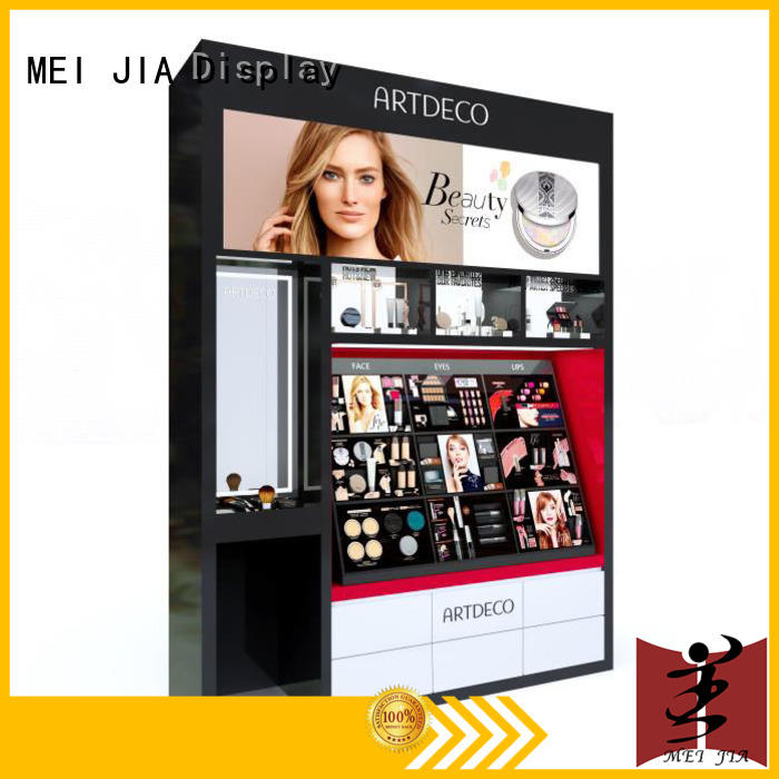 attract attention acrylic cosmetic display stand brand for brand for shop