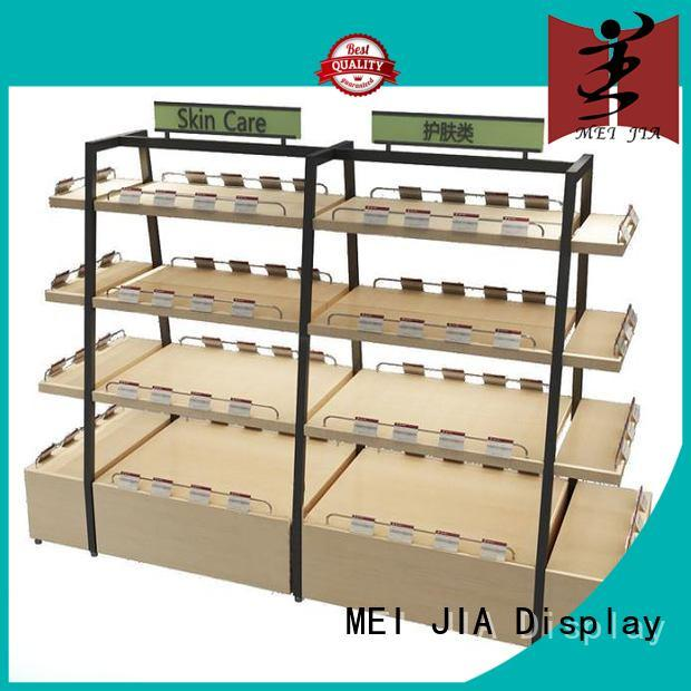 MEI JIA Display retail display racks suppliers for retail store