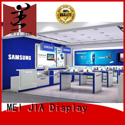 simple Mobile Phone Shop Showcase Table for accessories for counter