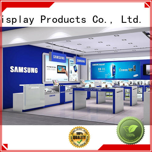 MEI JIA Display mobile mobile display counter company for store