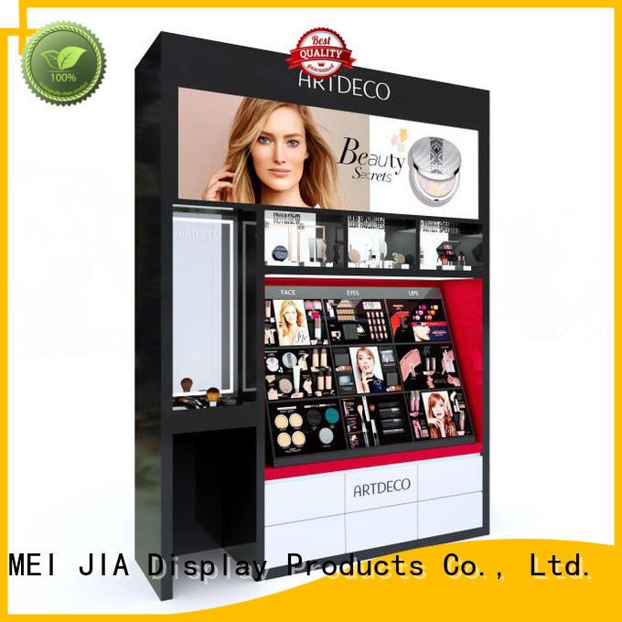 MEI JIA Display skin cosmetic showcase manufacturers for store