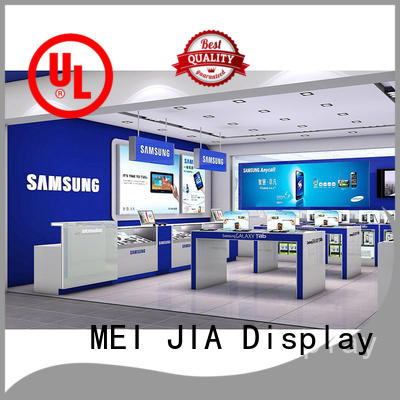 MEI JIA Display Top cell phone display case suppliers for counter