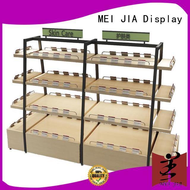 MEI JIA Display Best retail display racks supply for retail shop