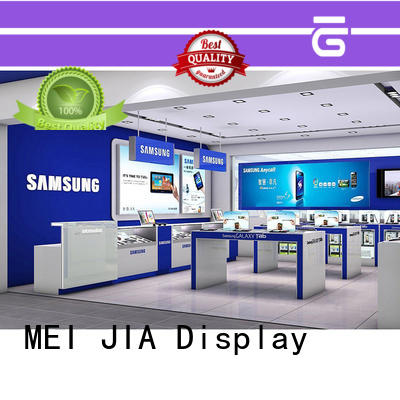 Latest mobile display counter display for business for store