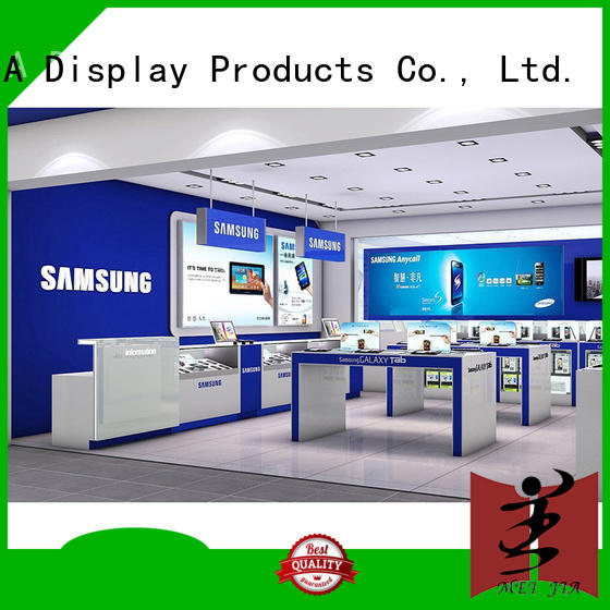 counter Mobile Phone Shop Showcase Table shop for store MEI JIA Display
