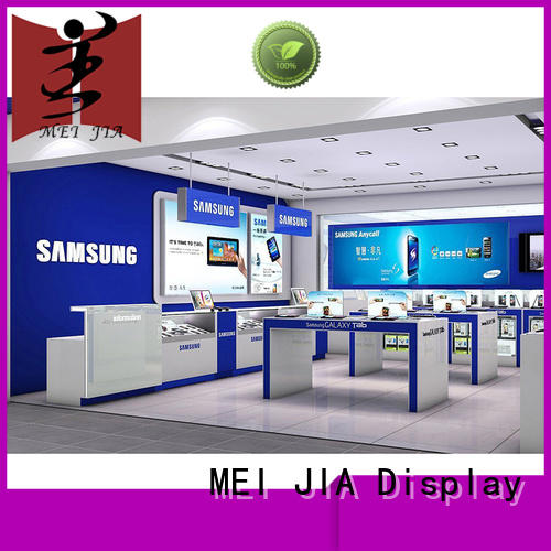 simple mobile display counter mobile supplier for store
