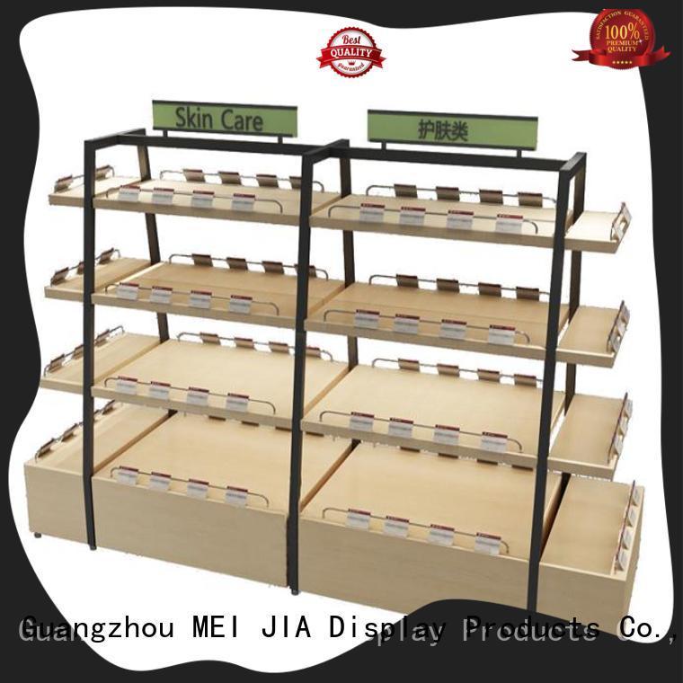 Custom retail display shelve company for retail shop