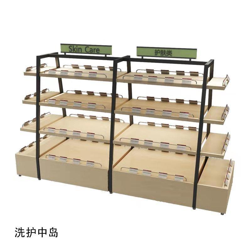 Custom retail display shelve supply for retail store-2