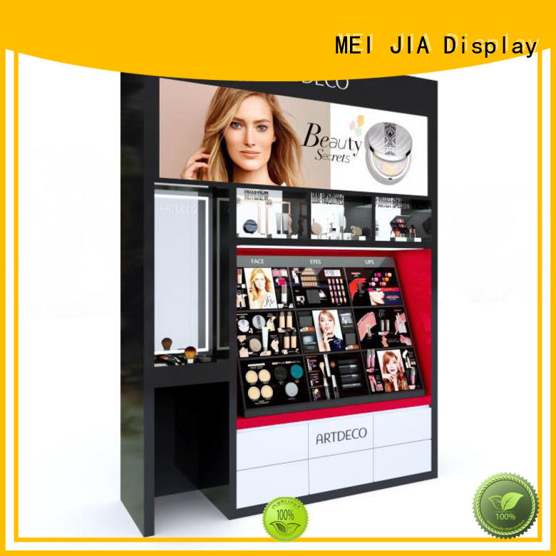 High-quality cosmetics acrylic display cosmetics factory for store