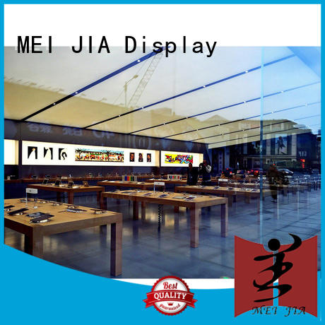 MEI JIA Display cellphone mobile phone counter supply for shoppe