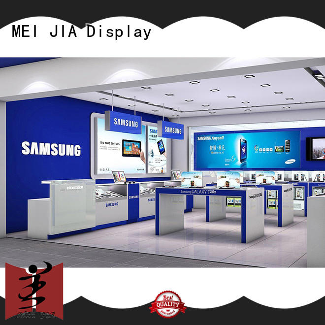 MEI JIA Display cellphone mobile phone counter for accessories for exclusive shop