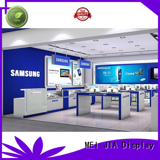 MEI JIA Display Top mobile phone counter company for shop