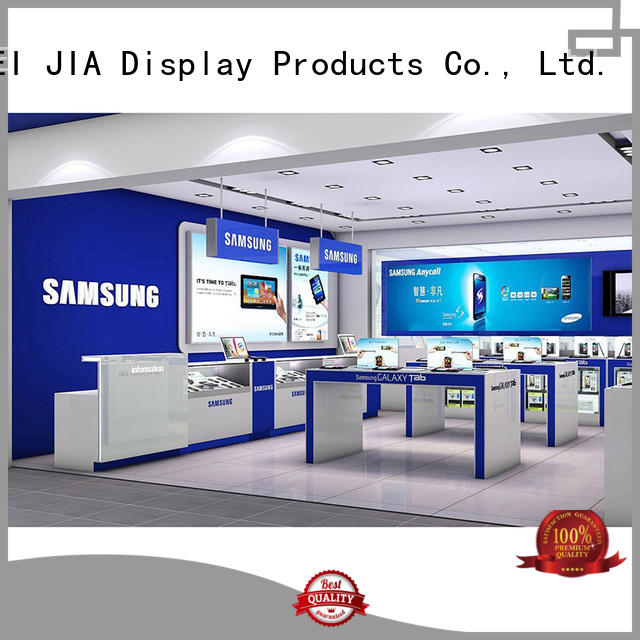 New cell phone display case display factory for counter