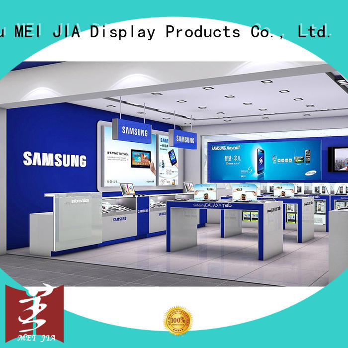 cellphone for exclusive shop MEI JIA Display