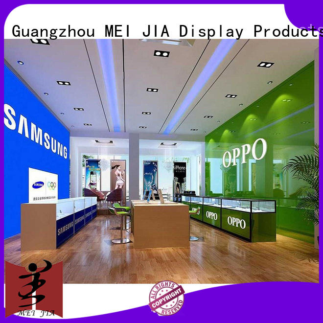 display Electronics Shop Display mobile for store MEI JIA Display
