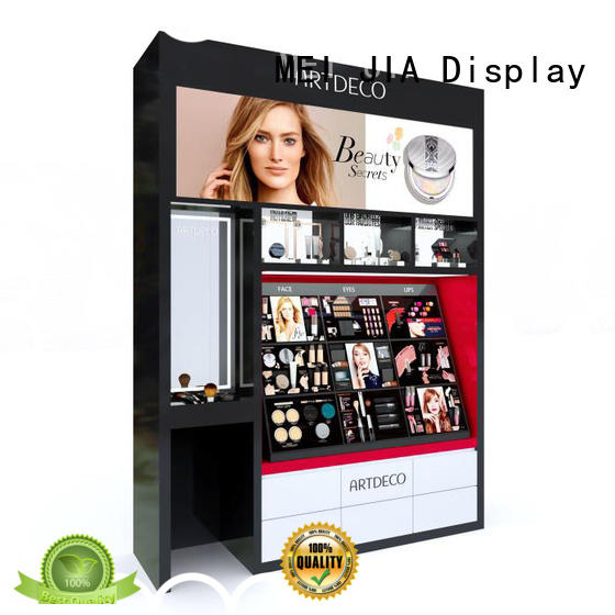 MEI JIA Display hook beauty display stands for business for exclusive shop