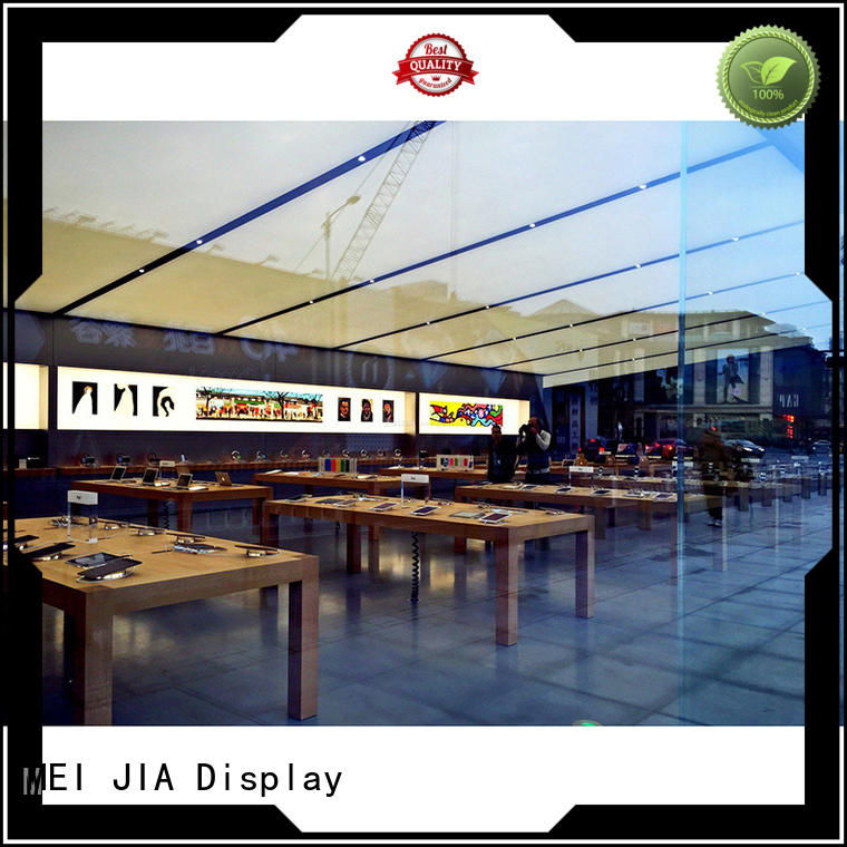 MEI JIA Display Best mobile display counter factory for shoppe