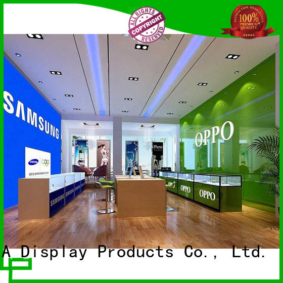 MEI JIA Display shop cell phone display case suppliers for shoppe