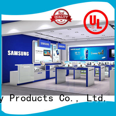 MEI JIA Display desgin mobile phone counter suppliers for exclusive shop